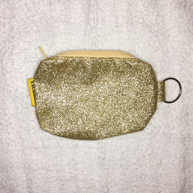 TICKLES coin purse or pouch