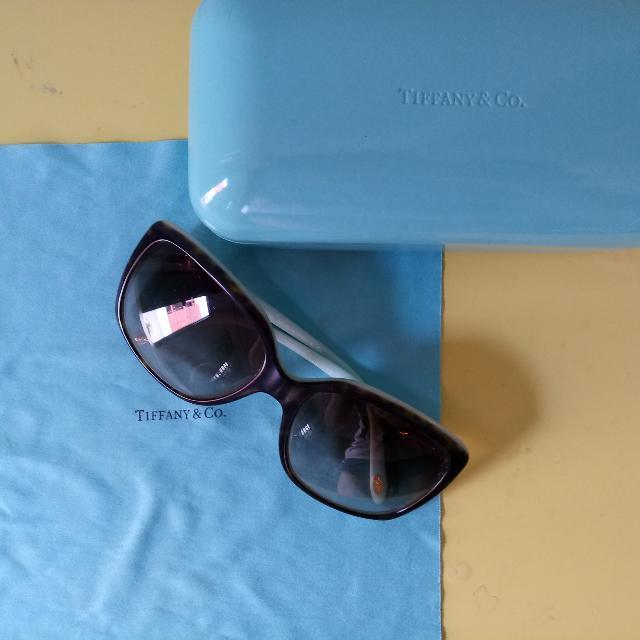 Tiffany & Co. (Tiffany Signature™) Square Sunglasses
