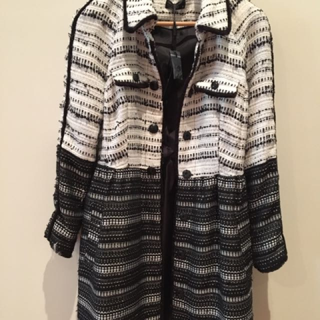 Tokito Coat Brand New With Tags RRP$130