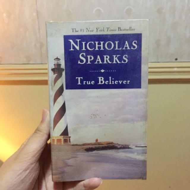 True Believer (Nicholas Sparks)