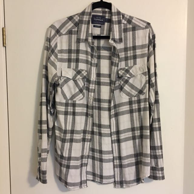 Unisex Flannel (Men's Medium)