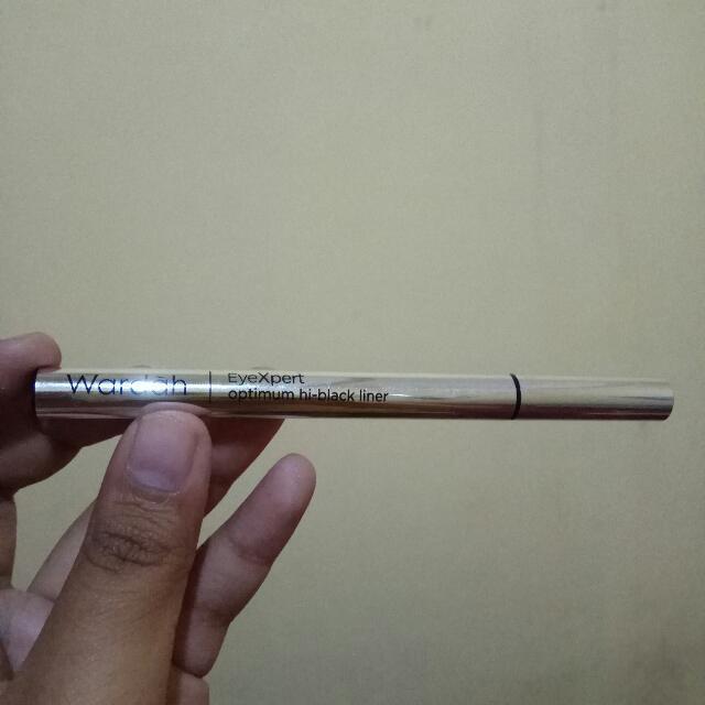 Wardah EyeXpert Optimum Hi-black Liner