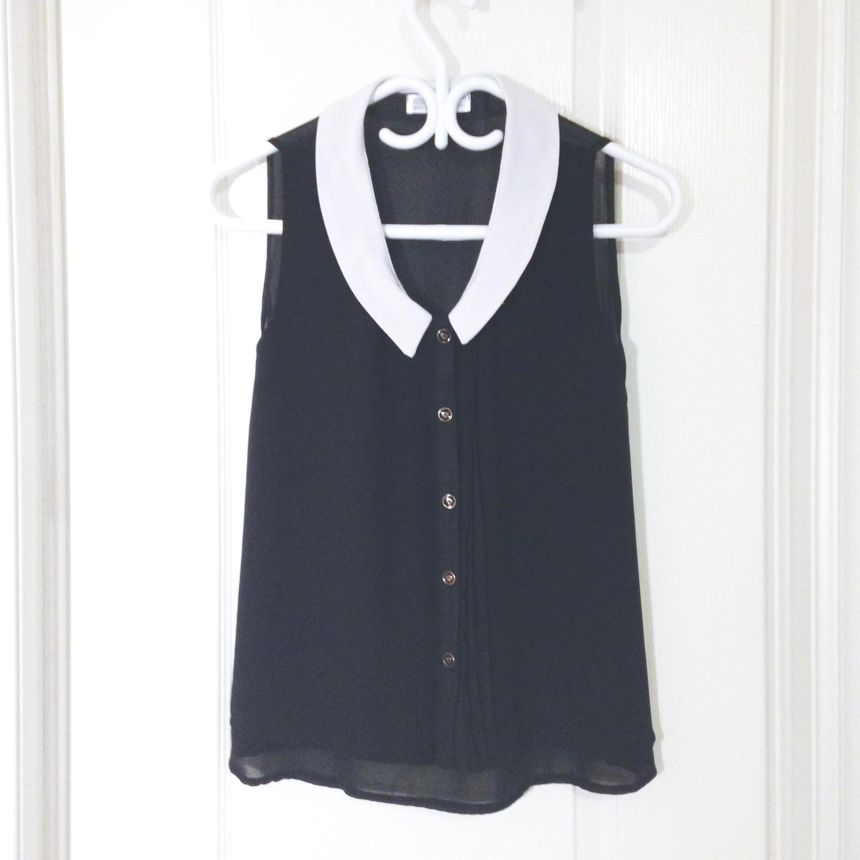 XS Korean blouse