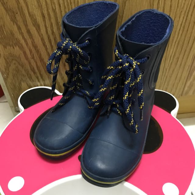 Zara雨鞋