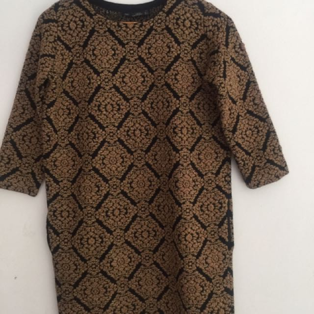 Zara Knitting Dress