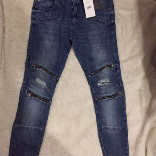 Zara Man Original Denim 1975 (special edition)
