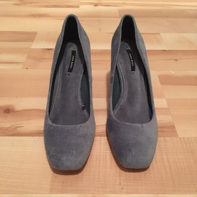 ZARA Shoes - Heels - Size 38