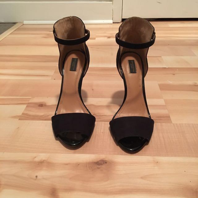 ZARA Shoes - Size 37