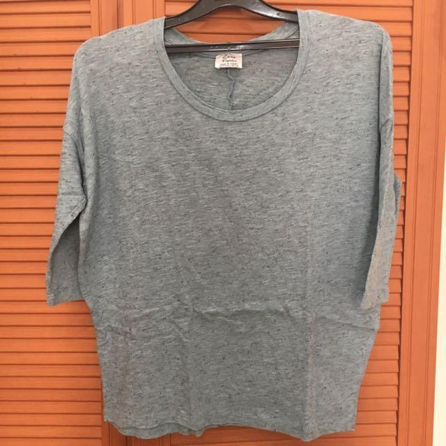 Zara Trafaluc Oversize T-Shirt