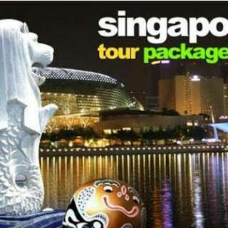 Singapore Tour Package ALL-IN