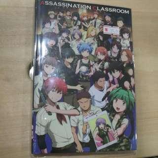 Buku Nota Assassination Classroom