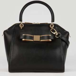 Ted Baker Black Leather Purse