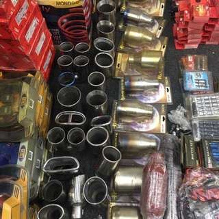 Exhaust Tip Clearance Brand New Cheap Cheap
