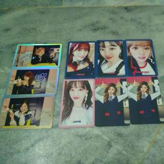 UWant To Trade Twice Signal Photocard
