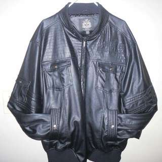 TRIPLE FAT GOOSE LEATHER JACKET SIZE XL - $100 - 10/10 CONDITION