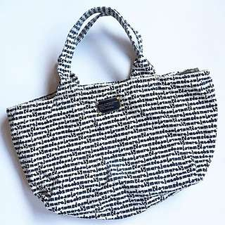 Marc Jacob Printed Zipper Bag