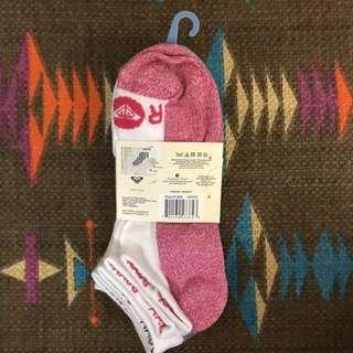 🦄🌸🦄-Roxy 踝襪
