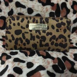Dompet Stradivarius Leopard