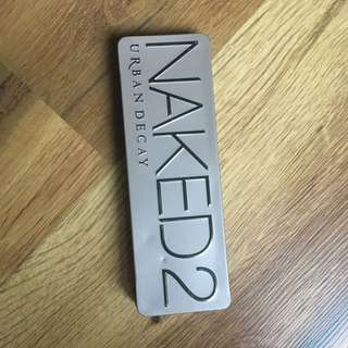 Almost Untouched Naked 2 Palette