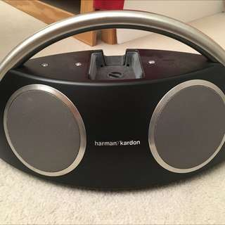 Harman/kardon Go + Play Speakers (older model)