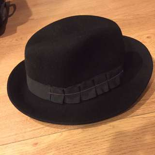 Black Gap Fedora