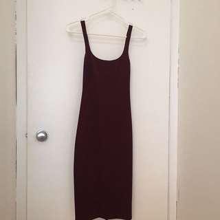 American Apparel Bodycon Dress