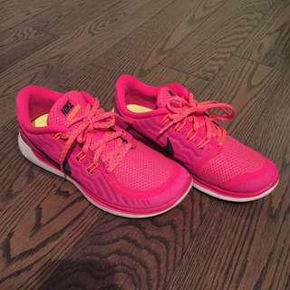 Nike free 5.0 In Size 6.5
