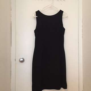Black Club Monaco Bodycon Dress