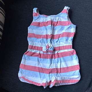Baby Gap Playsuit
