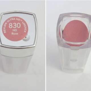 Lipstik // Revlon Ultra HD Lipstick 830 Rose
