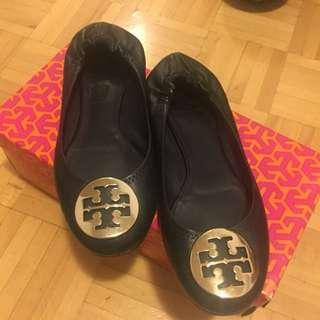 Tory Burch Reva Ballerina Flats
