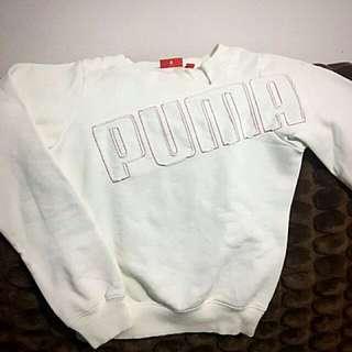 PUMA Crew neck Sweater XS