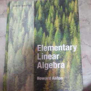 Buy new or used textbooks schoolbooks singapore carousell ma2101 elementary linear algebra fandeluxe Gallery