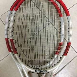 Tennis Tenis Racquet Wilson Six One 95S