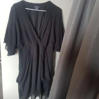 City Chic XS black Top