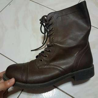 Payless Lace-up Boots