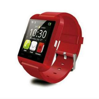 Smart Phone Watch   Red
