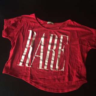 "Ecko Unltd ""RARE"" Cropped Top"
