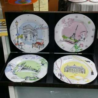 Luminarc Limited Edition Dinner Plate 4pcs