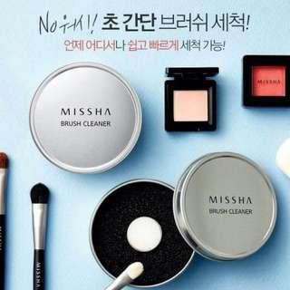 🚚 韓國 Missha 刷具清潔盒