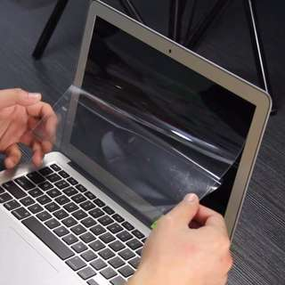 Screen Protector / Trackpad-Wrist Guard for the Macbook Air and Pro (retina) 13'' Series