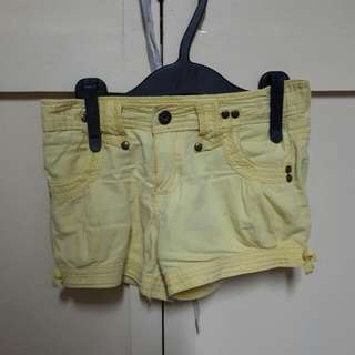 Guess Jeans Girls Shorts 4T