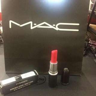 Mac Lipstick Authentic