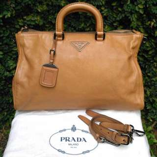 Authentic Prada Leather Sling bag