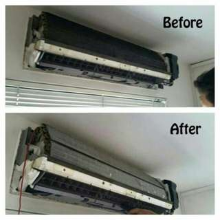 Aircon Servicing / Maintenance / Cleaning Services 📞 91795177