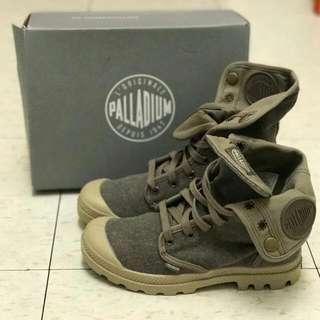 Palladium Khaki Baggy Sneaker