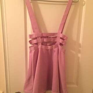 Lavender Suspended Skirt