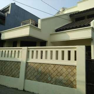 Disewakan Rumah Tinggal Di Jatiwaringin Pondok Gede