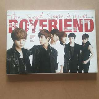 Boyfriend Don't Touch My Girl Album