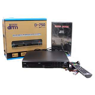 DRM Megapro D-750 DVD Multimedia Player